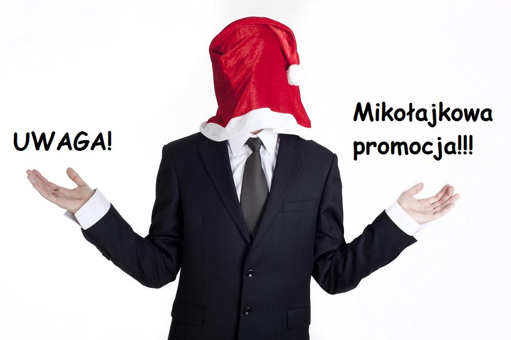 Mikolajkowa promocja